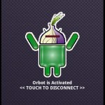 Android Tor activated